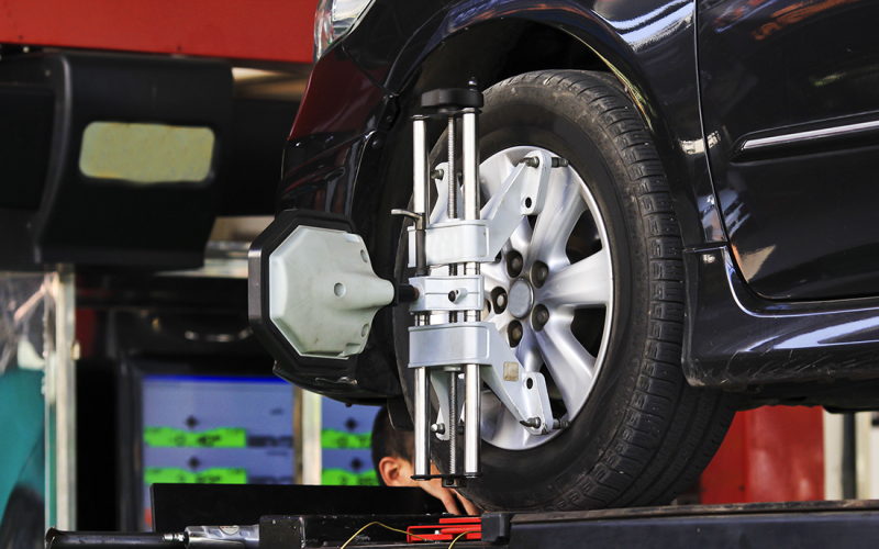 Save On Alignment With Purchase Of 4 Tires