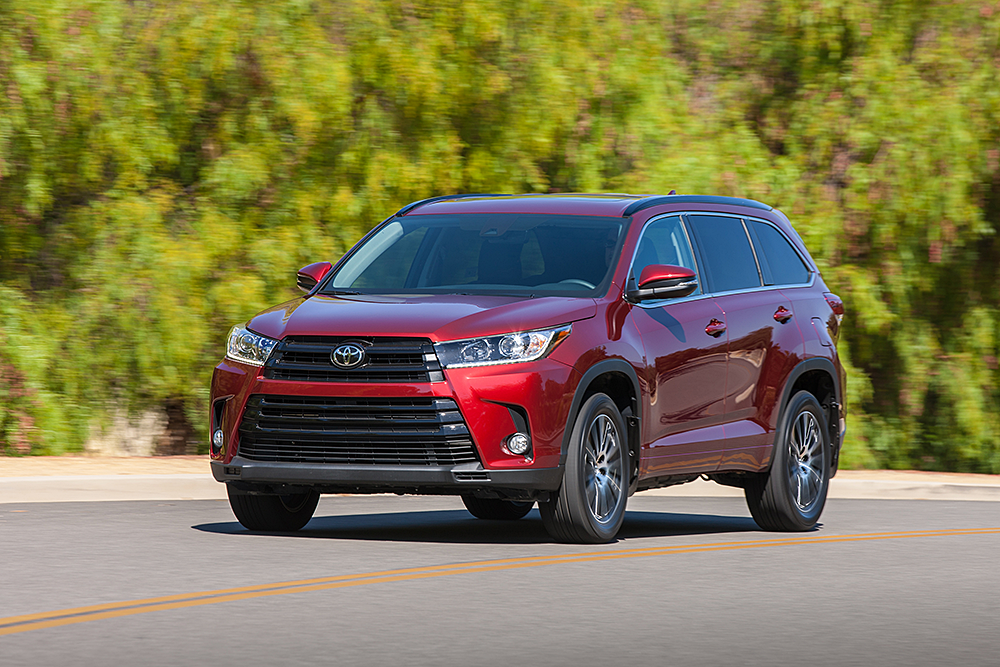 2019 Highlander Adds Exterior Flourishes Offers Optional
