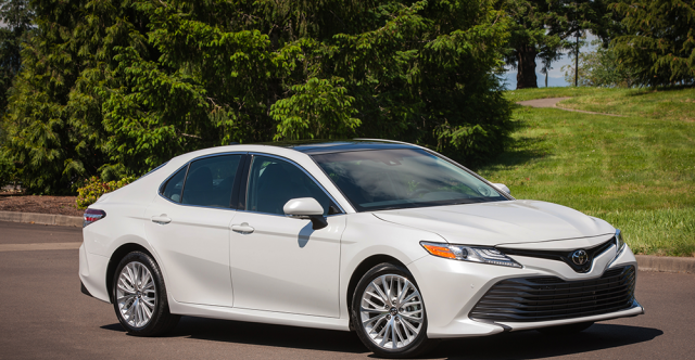 Toyota Camry Continues Proud Tradition of Safety, Reliability