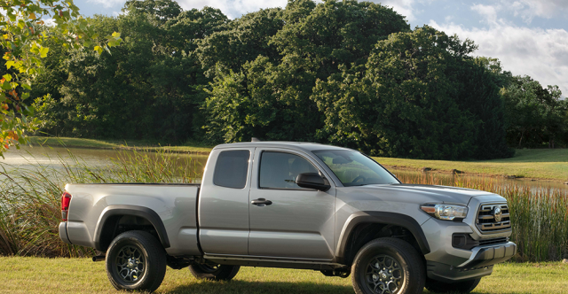 Add A Personal Touch To Your 2019 Toyota Tacoma