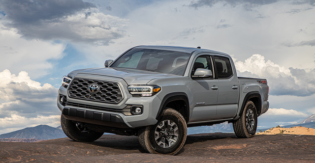 2020 Tacoma Is Ready For Weekend Excursions
