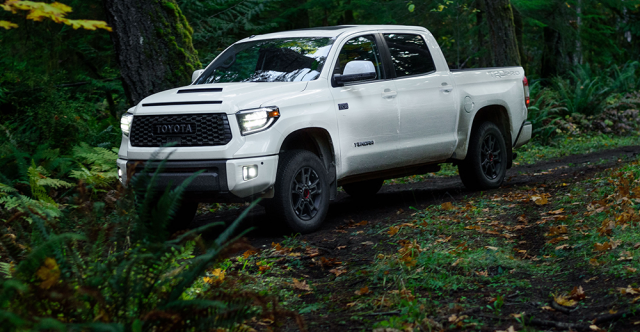 Toyota Delivers Six Tundra Models Packed With Power