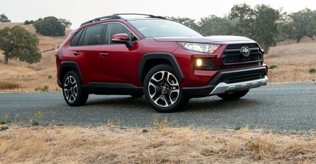 Make A Personal Statement With 2020 RAV4 Options
