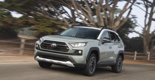 Redesigned RAV4 Offers Refined Driving Experience