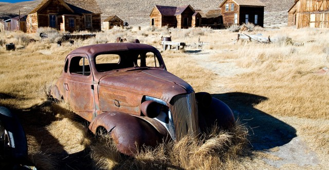 Ghost Towns Of Route 66: Not So Spooky Remnants Of Old West