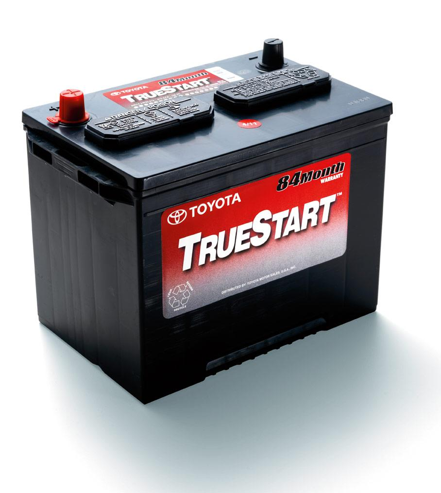 Toyota Floor Mats >> TrueStart Battery (Group 24, 24F, 25, 35, & 51R) : Maita Toyota